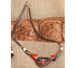 Bracelet Canique Savonnette Hématite