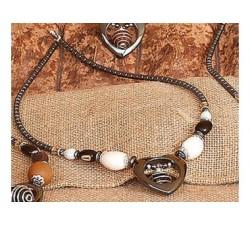 Bracelet Canique Oreille à Mulâtre Hématite