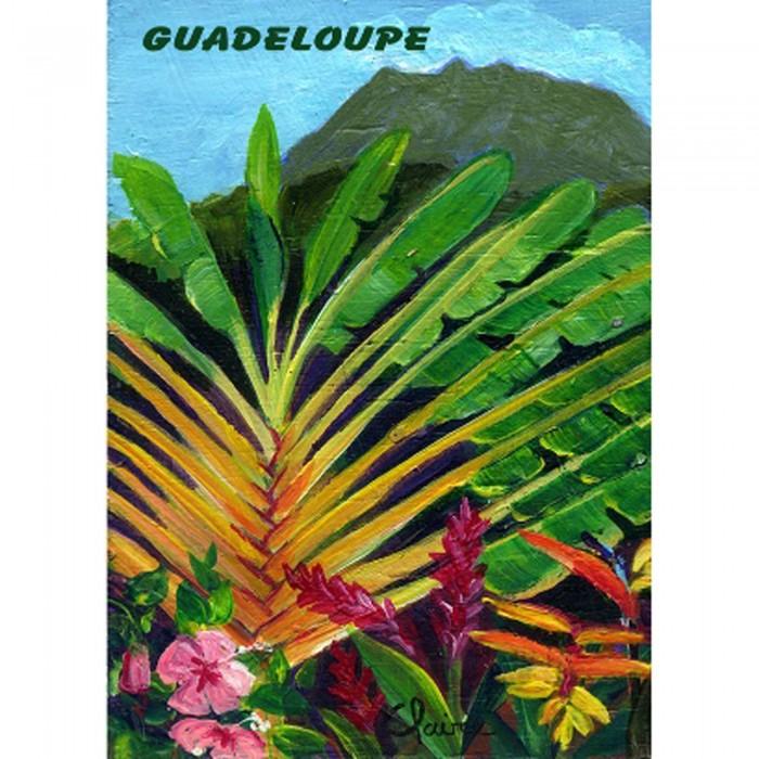 Magnet peinture Claire Soufrière