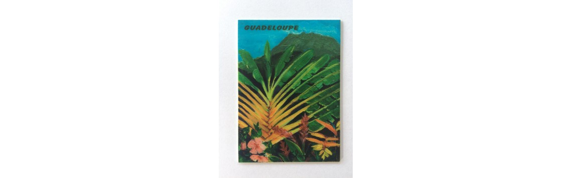 Magnets aimants de Guadeloupe promotion 3€